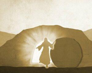 Ostern Auferstehung